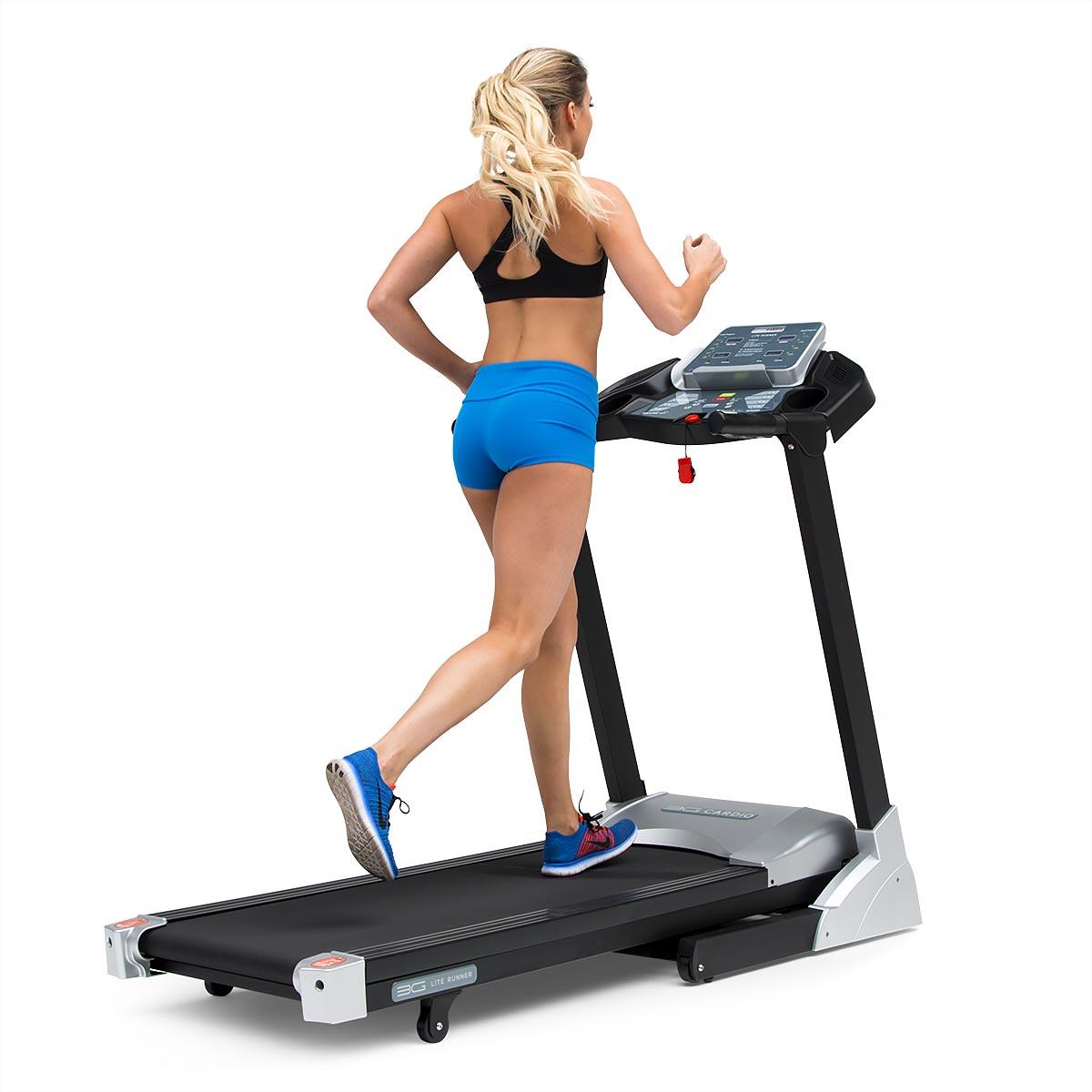 G cardio lite runner treadmill at home fitness