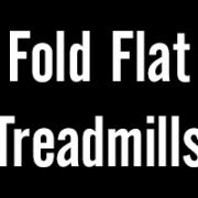 Fold Flat Treadmills