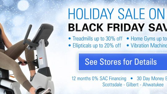 At Home Fitness Holiday Sale On Now