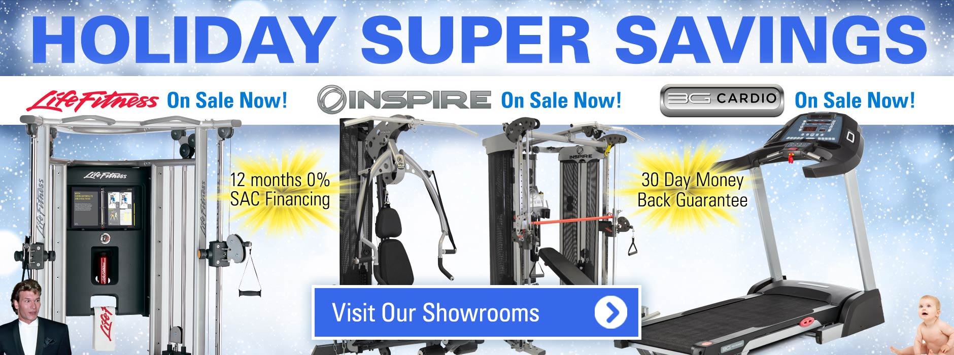 At Home Fitness Holiday Super Sale