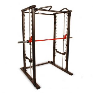 Inspire SCS Power Rack with SCS Smith Option
